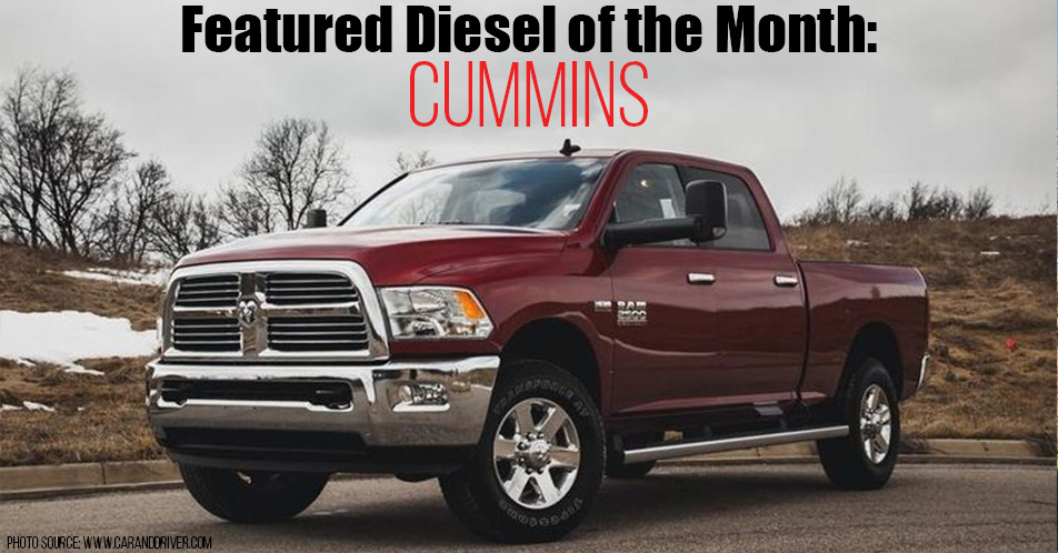 Featured Diesel of the Month: Cummins