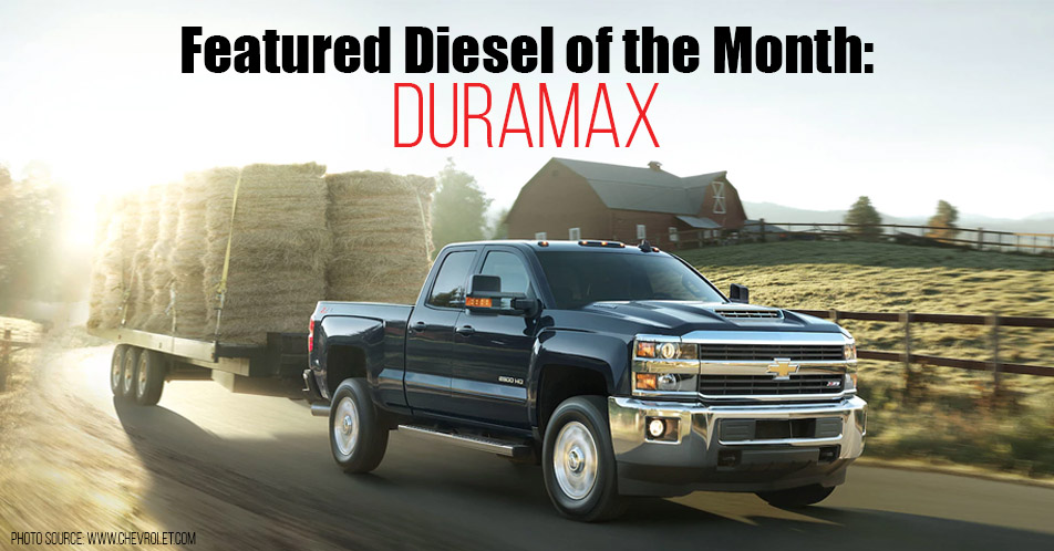 Featured Diesel of the Month: Duramax