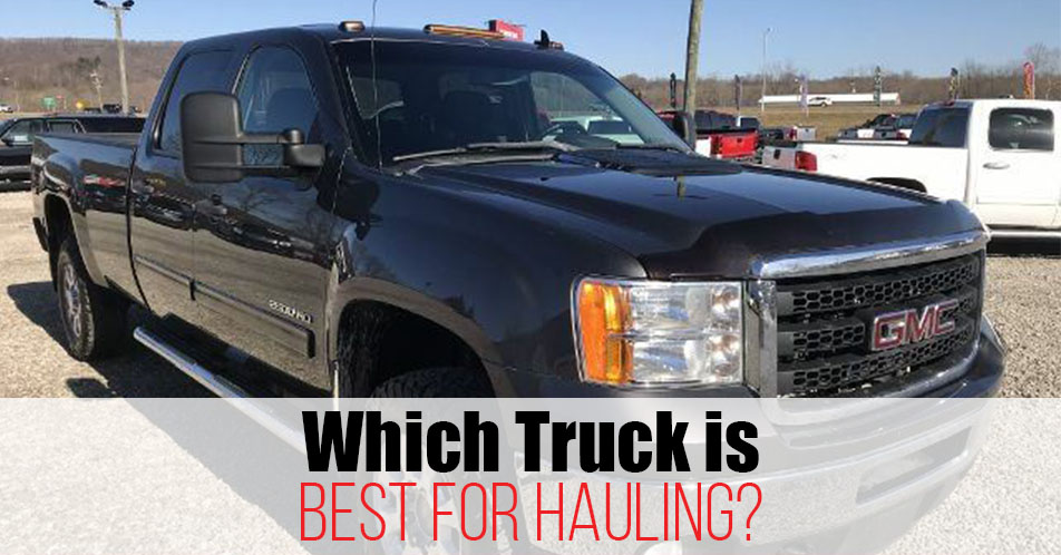 Which Truck is Best for Hauling?